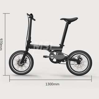 【五折】【全新】【預訂】【超輕】可摺疊、便攜式16寸6061鋁合金電動單車