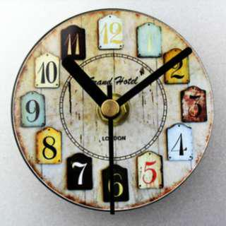 Fridge Clock - Vintage