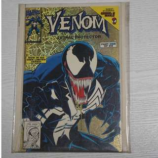 Venom Lethal Protector #1 Gold Variant (1993) NM condition Marvel Comics Super Rare