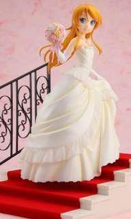 電擊屋 WF 限定 我的妺妹不可能這麼可愛 高板桐乃 婚紗