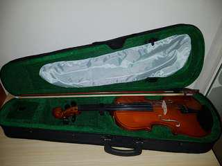 Violin [4/4 Case Included]