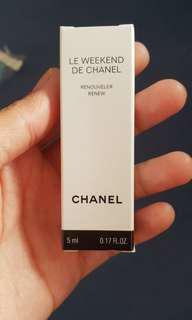 CHANEL Le Weekend 5ML Sample Size (Authentic)
