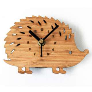 Fridge Clock - Porcupine