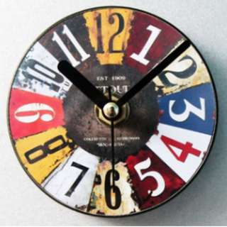 Fridge Clock - Vintage clock