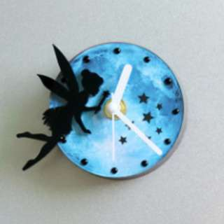 Fridge Clock - Little Fairy
