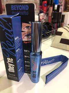 Benefit BEYOND Mascara 💙 NEW!! Jual RUGI 📣