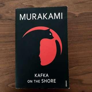 Kafka On Shore by Haruki Murakami