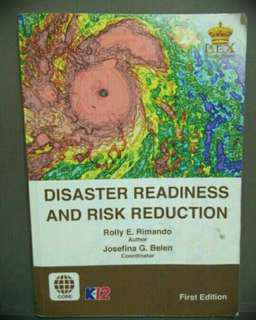 Disaster Readiness and Risk Reduction Management