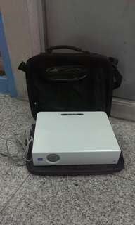 Sony VPL-CX5 Projector - 80% New with bag , adapter and remote
