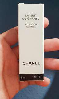 CHANEL La Nuit (5ML, Sample size). Authentic.