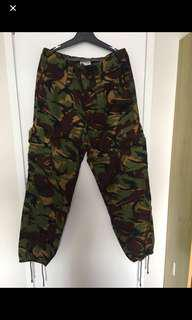Authentic NZ Defence Force Army Pants