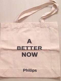 Philips 手挽環保布袋