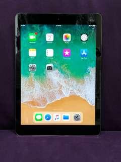 二手 90%新 apple ipad air 1 4g 32gb 黑色 行貨