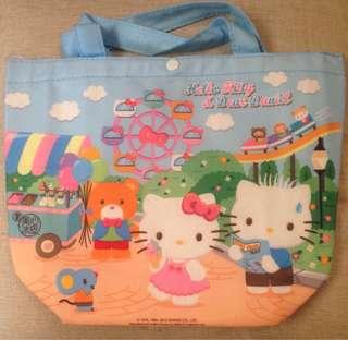Hello Kitty 手挽冰袋