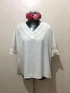 White Blouse Large