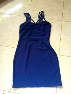 Blue Saphire Dress