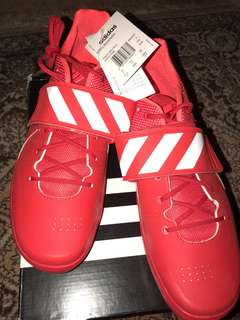 Brand New Adidas Adizero discus shotput hammer thro wing shoes size 11.5