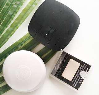The Body Shop Compact Powder Cosrx Fit Blemish Cushion Mary Kay Pressed Powder
