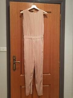 Beautiful pleated Jumpsuit size 6