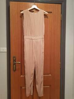 Beautiful pleated Jumpsuit size 6