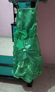 Dress pesta / gaun pesta / gaun murah