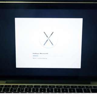 Service Software Apple Laptop