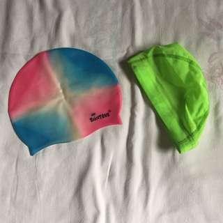 Bundle Swimming Cap
