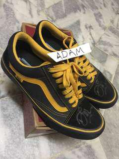 Vans Old Skool Pro Padin Musa Colorway with Signature
