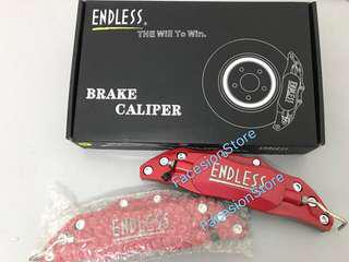 Endless Brake Cover - Alloy