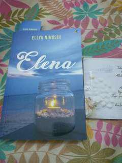 Novel Elena by Ellya Ningsih