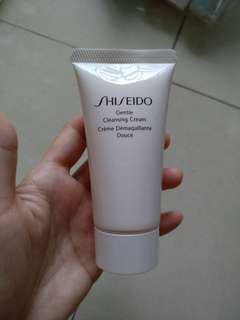 Shiseido gentle cleansing cream 50ml