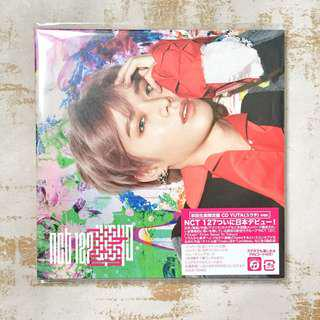 [wts] nct 127 chain yuta cover unsealed