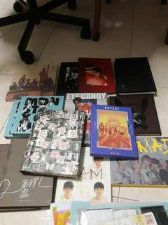ALBUMS!! Everything @$5-$8