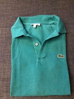 Authentic boys Lacoste polo shirt