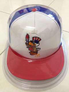 1984 Los Angeles olympic snapback cap