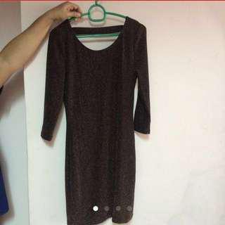 (*) FOREVER 21 BODYCON DRESS
