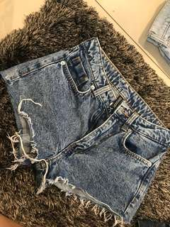 HnM Denim Shorts