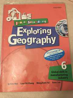 Exploring Geography 6 Oxford