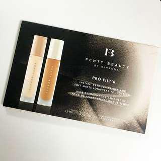 Fenty Beauty Pro Filt'r Sample Kit