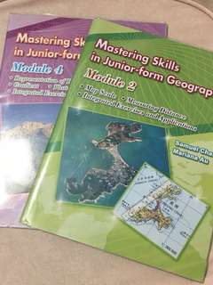 Mastering skill in junior form Geography module 2, 4