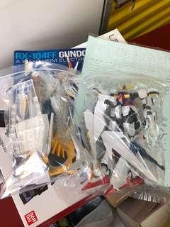 (BUILT) MC Model 1/144 Penelope Gundam