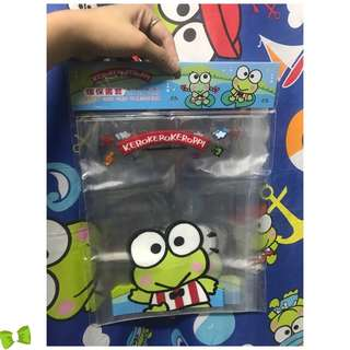 Keroppi Kerokerokeroppi Take out bag/plastic