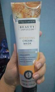 Freeman Mask Manuka Honey Collagen Beauty Infusion