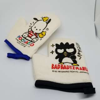 Sanrio小童隔熱手套 (每)
