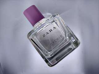Zara Perfume Orchid Eu De Perfume Original 100%