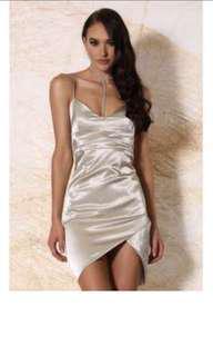 MESHKI Estella Mini Dress XS NEW