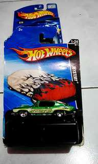 Hotwheels hemi barracuda #hotwheels #toys #cars