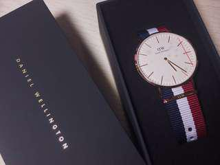 Daniel Wellington watch DE手錶