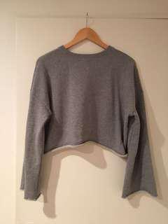 Glassons grey jumper