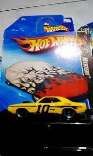 Hotwheels seri dodge challenger #hotwheels #toys #mysterycar
